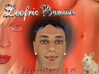 Leofric Bamaisin