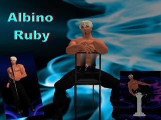 Albino Ruby