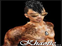 Khaotic Mixmaster