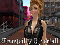 Tranquility Silverfall