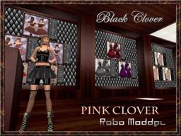 BlackClover Violet