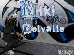 Miki Delvalle