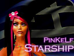 PinKeLf Starship