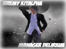 Jeremy Kitalpha