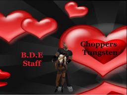 Choppers Tungsten
