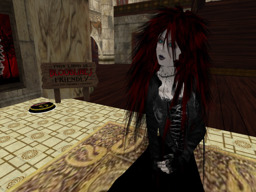Masquerade Silverfall