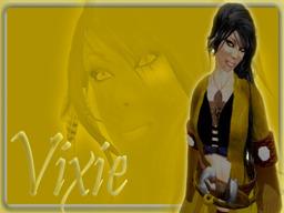 Vixie Topaz