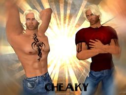 Cheaky Heron