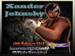 Xander Johnsky