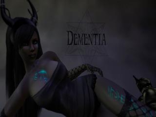 Dementia Darkmatter