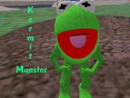 Kermit Munster